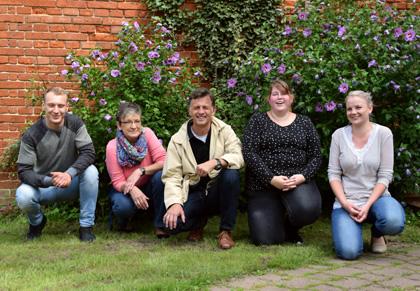 Rosenhaus UntereGruppe